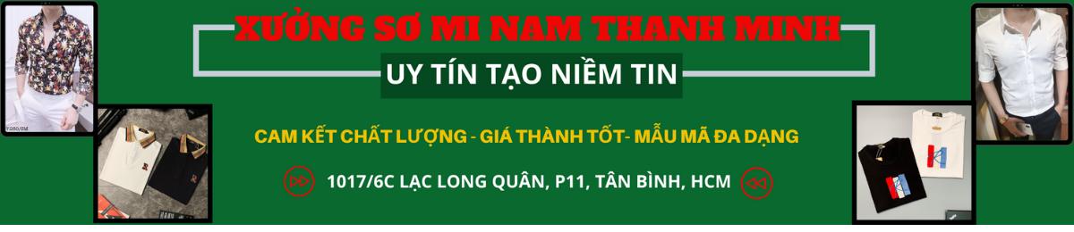 Xưởng Sơ Mi Nam Thanh Minh
