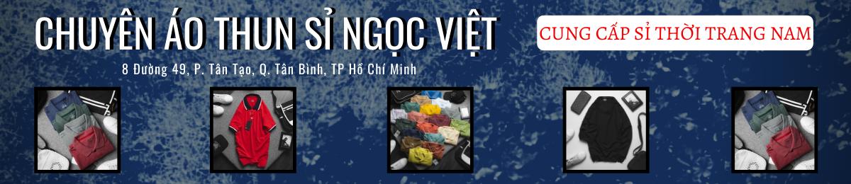 Chuyên Áo Thun Sỉ Ngọc Việt