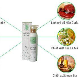 Sữa tắm pizu organic tảo xoắn giá sỉ