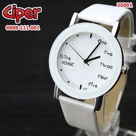 Đồng hồ hàn quốc - 250 giá sỉ