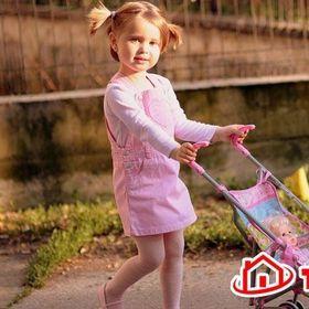 Đồ chơi xe đẩy búp bê cho bé giá sỉ