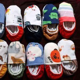 Giày vải trẻ em giá sỉ
