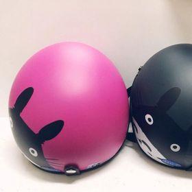 Mũ bảo hiểm toroto hồng xanh rêu giá sỉ