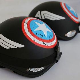 Mũ phượt captain - chuẩn cr giá sỉ
