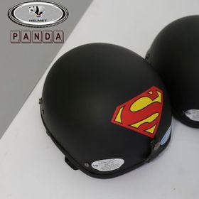 Mũ phượt superman - chuẩn cr giá sỉ