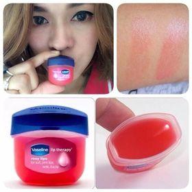 hàng mỹ dưỡng và trị thâm môi vaseline rosy lips - giá sỉ giá tốt giá sỉ
