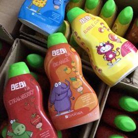 Sữa tắm bebi kids giá sỉ