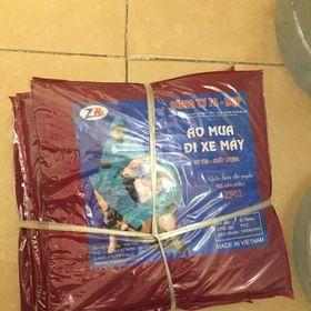 Áo mưa chùm đầu made in vietnam giá sỉ