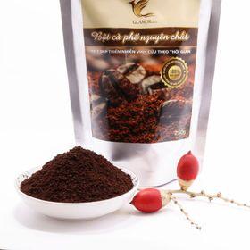 Bột cà phê glamor - bí quyết da sáng không tì vết từ tự nhiên giá sỉ
