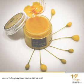 Tuyển sỉ đại lý kem tinh nghệ mật ong 100 tự nhiên vốn chỉ 850k lợi nhuận 60 - 155 giá sỉ