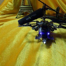 trực thăng điều khiển từ xa YD-713 phim avatar giá sỉ