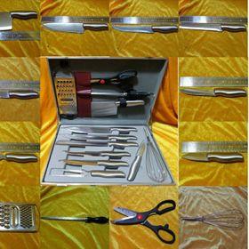 bộ set dao GIGERMANY 12 món giá sỉ