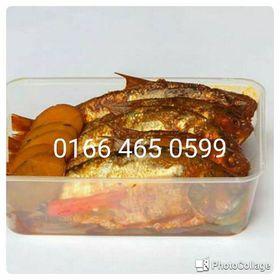 Cá mòi kho nhừ - đặc sản Kiến Thụy Hải Phòng giá sỉ
