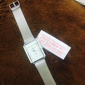đồng hồ kim loại giá sỉ