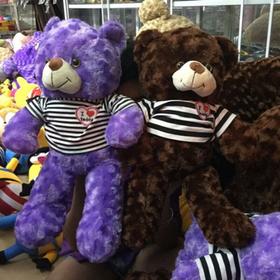 gấu teddy khổ gần 6 tất giá sỉ