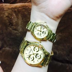đồng hồ couple kim loại giá sỉ