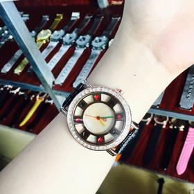 đồng hồ mặt đính đá giá sỉ
