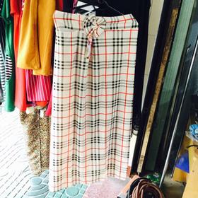 váy chống nắng hoạ tiết giá sỉ