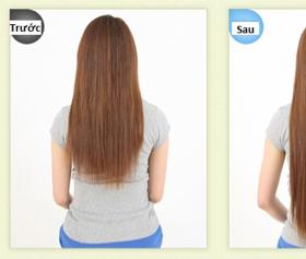 tóc kẹp Hàn Quốc 70 cm giá sỉ