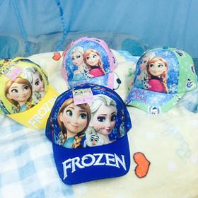 nón bé công chúa in hình 3D cho bé từ 2-7 tuổi p2 giá sỉ