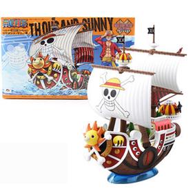 Mô hình thuyền Thousand Sunny mũ rơm luffy one piece 13cm giá sỉ