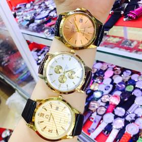 đồng hồ da may hàng đẹp 3 giá sỉ