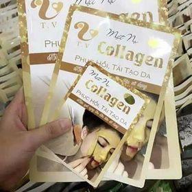mặt nạ collagen vàng 24k giá sỉ