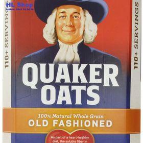 Yến mạch Quaker Oats từ Mỹ giá sỉ