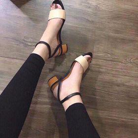 giày nữ đế vuông giá sỉ