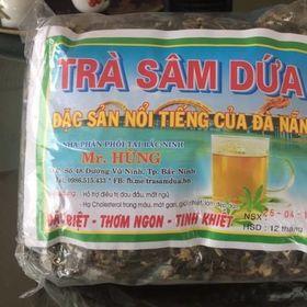 Trà sâm dứa Đà Nẵng 500gr giá sỉ