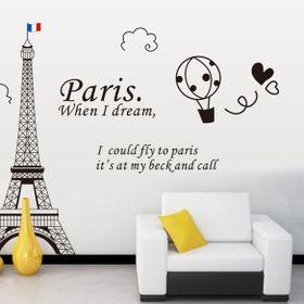 Decal Tháp Paris Mới giá sỉ