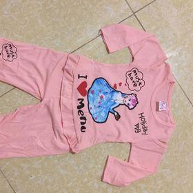 bộ quần áo trẻ em giá sỉ