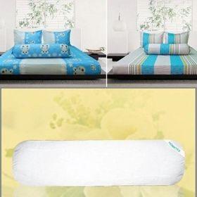 Ruột Gối Ôm Gòn Hơi 35x100cm Trắng giá sỉ