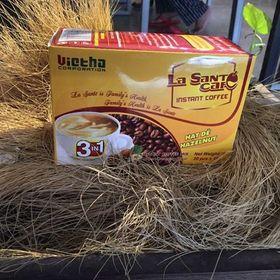 Cà phê hòa tan 3 trong 1 La Santé hương Hạt Dẻ giá sỉ