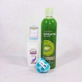 sữa tắm cát kiwiclear mini và xà bông khoáng chất giá sỉ