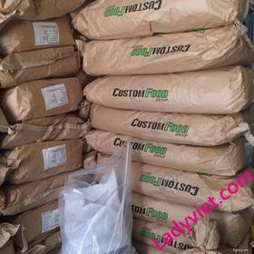yến mạch custom food 25kg/bao giá sỉ