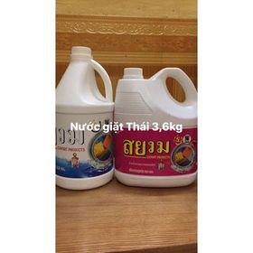 Nước giặt xả 21 Thái siêu sạch giá sỉ