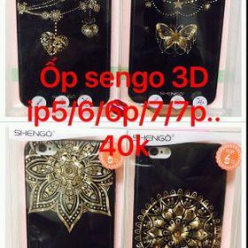 Ốp sengo 3D iphone 5/6/7/7plus giá sỉ