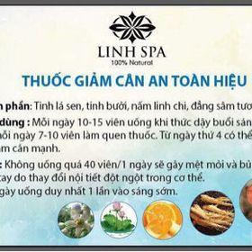 giảm cân đông y Linh Spa giá sỉ