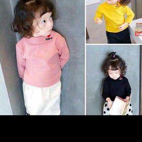 áo len cho bé gái giá sỉ
