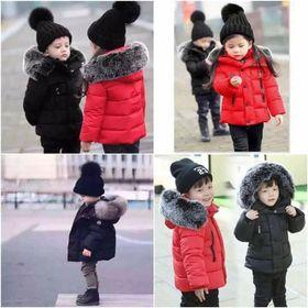áo khoác phao cho bé trai và gái giá sỉ