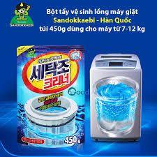 Bột tẩy vệ sinh lồng máy giặt Sandokkaebi - Hàn Quốc giá sỉ
