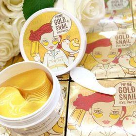 Mặt nạ mắt DewyTree Prime Gold Snail Eye Patch Hàn Quốc giá sỉ