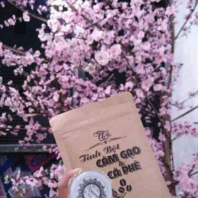 Tinh Bột Cám Gạo Cafe Thiên Nhiên giá sỉ