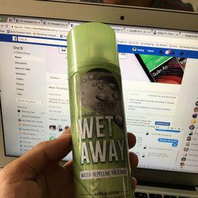 Chai phủ nano chống thấm WetAway giá sỉ