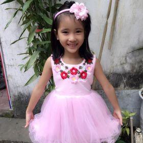 váy công chúa cho bé gái giá sỉ