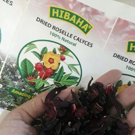 trà giảm cân hạ huyết áp Bụt Giấm 50gram giá sỉ
