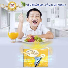 Cốm dinh dưỡng extra kid ZN cho trẻ biếng ăn giá sỉ