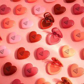 Son Dưỡng Môi 3C E Heart Pot Lip Hình Trái Tim Hàng giá sỉ