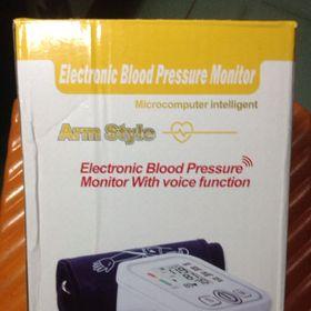 Máy đo huyết áp bắp tay tự động Arm style giá sỉ